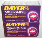 Bayer Migraine Formula, 100 Coated