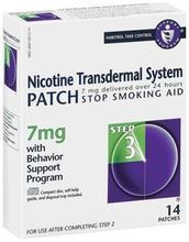 Nicotine Patch système