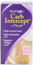 Natrol Carb Intercept avec Phase 2