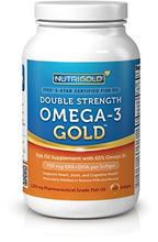 NutriGold Double Force Omega-3