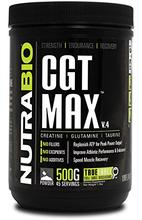 NutraBio CGT-MAX (Unflavored) -