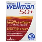 Wellman Vitabiotics 50+ Advanced