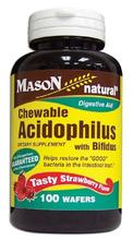 Mason Vitamins Acidophilus with