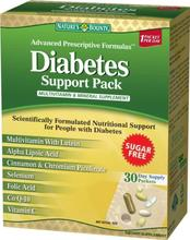 Nature's Bounty Diabetes Support