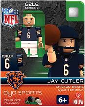 NFL Chicago Bears Jay Cutler Gen 2