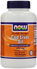 Now Foods Cod Liver Oil 2x