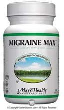 Maxi Migraine Supplements, 120