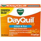 Vicks Dayquil Caps Rhume et grippe