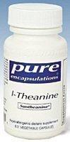Pure Encapsulations l-théanine