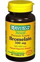 Natural Pineapple Enzyme Bromelain