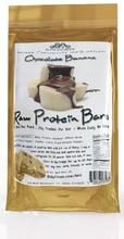Raw Protein Bars - Chocolate Banana