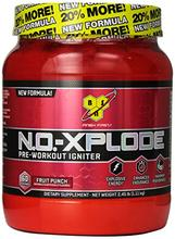 BSN NO-XPLODE - Fruit Punch, 60