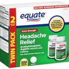 Equate Extra Strength Headache