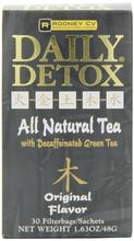 Daily detox TEA ORIGINAL 30 / PK