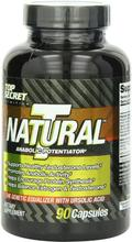 Top Secret Nutrition T Natural -