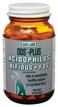 DDS-Plus Acidophilus/No Dairy -