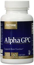 Jarrow formules Alpha GPC, 300mg,