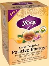 Yogi Sweet Tea Tangerine Positive