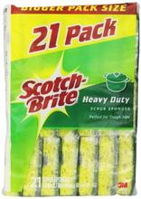 Scotch-Brite éponge à récurer,