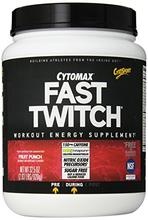 CytoSport rapide Workout Twitch