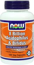 NOW Foods acidophilus / bifidus 8