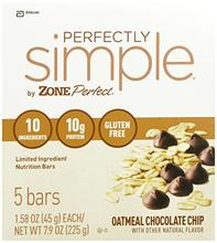 ZonePerfect barres de nutrition