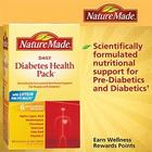 Nature Made Daily Diabetes Health