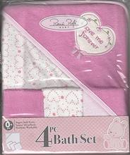 René Rofé Bon Bebe 4 Pc Set Bath