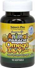 Plus Animal Parade Omega 3-6-9
