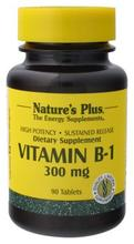 Nature Plus - Vitamine B-1, 300