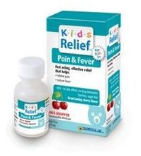Kids Relief Pain and Fever Oral