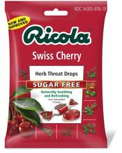 Ricola Herb Throat Drops, Sugar