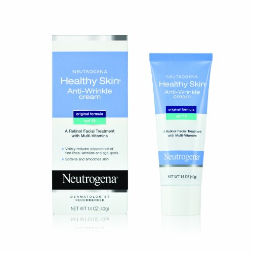 Neutrogena Healthy Skin Crème anti-rides, un FPS de 15, 1,4 once