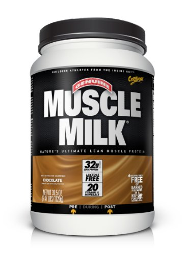CytoSport Muscle Milk, Chocolate, 2.47 Pound