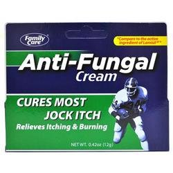 Chlorhydrate anti-fongiques athlète Itch Jock Cream Terbinafine 1% Pied Comparer Lamisil AT .42 oz