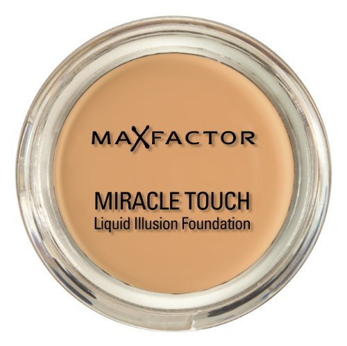 Factor Miracle tactile Liquid Foundation Illusion Max - 75 d'or