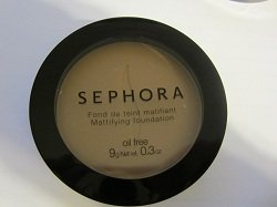SEPHORA COLLECTION matifiante Compact Foundation D50