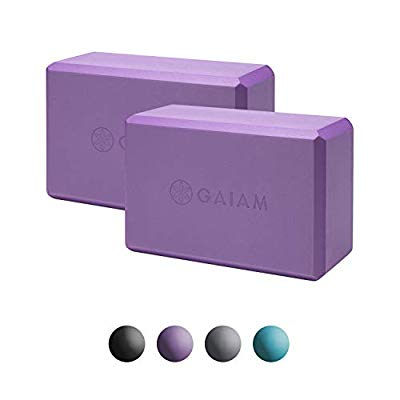 Gaiam Essentials Yoga Block